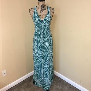 Gorgeous Maxi Print Dress
